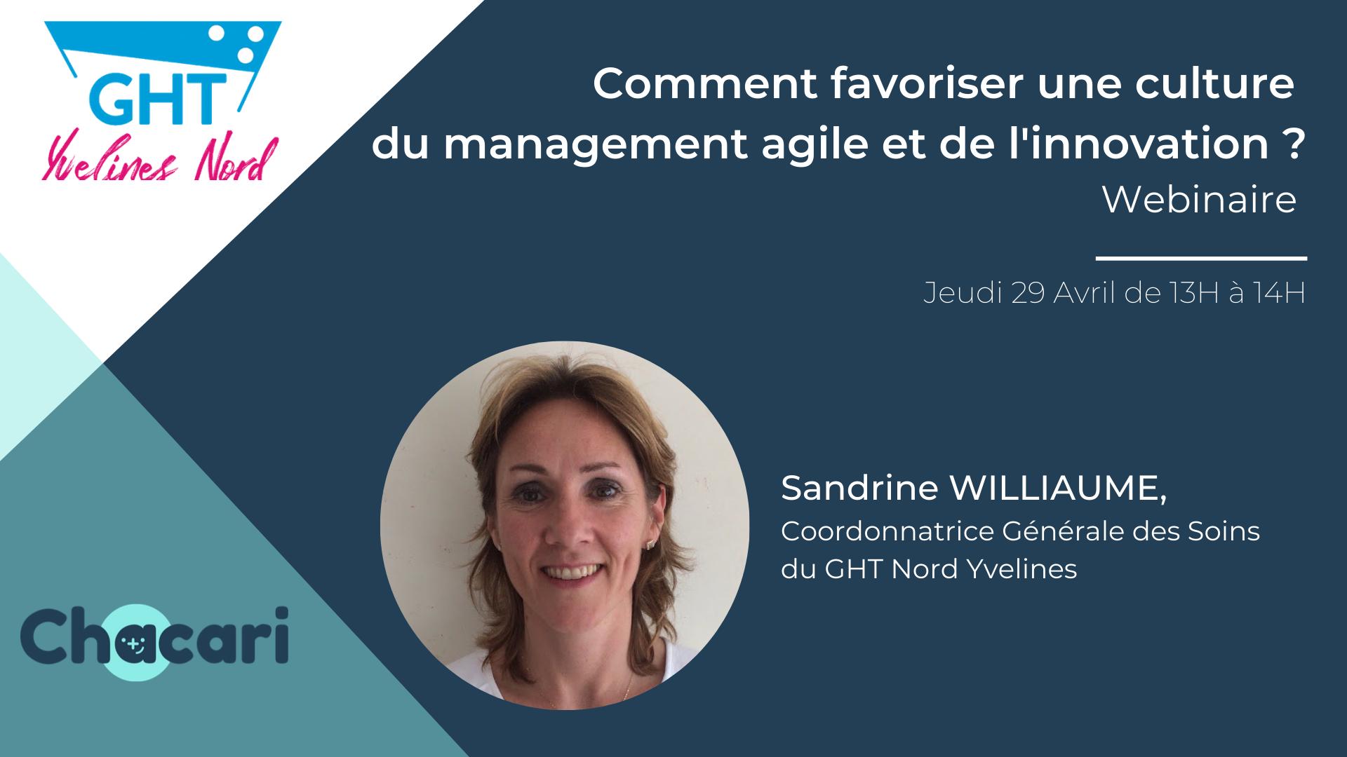 Webinaire Sandrine Williaume