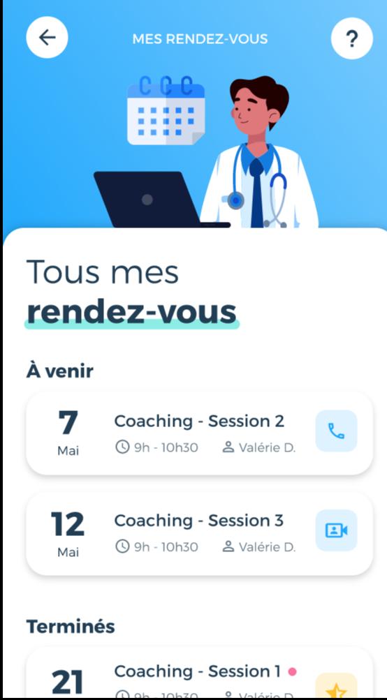 Rendez-vous Coaching