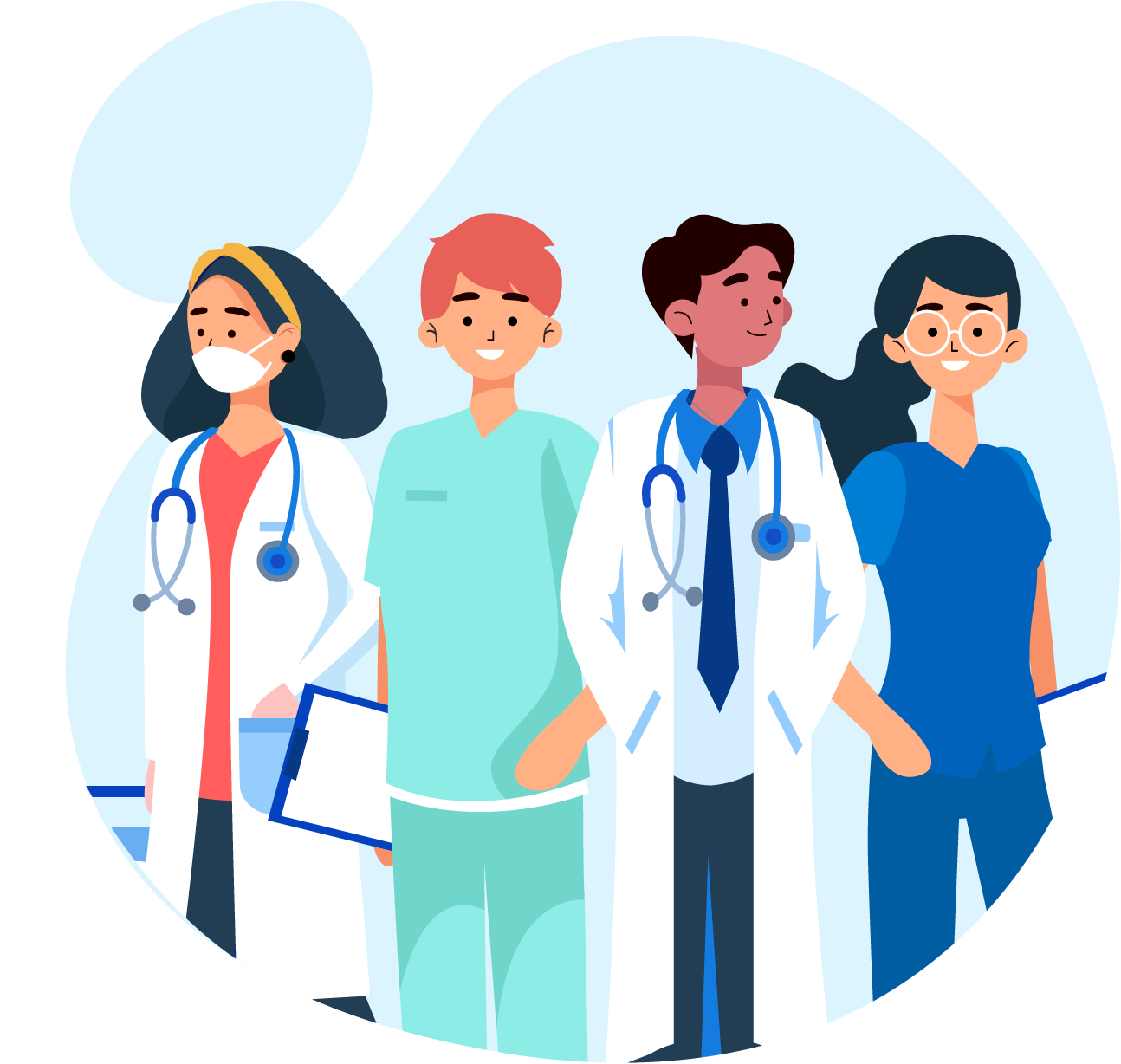 Prendre soin des professionnel de santé